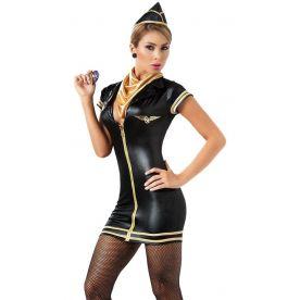 Szexy utaskisérő ruha